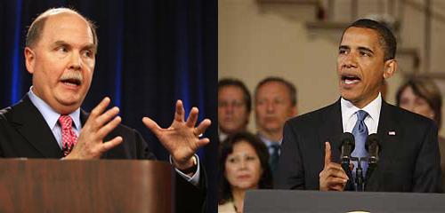 GM e do Presidente Obama