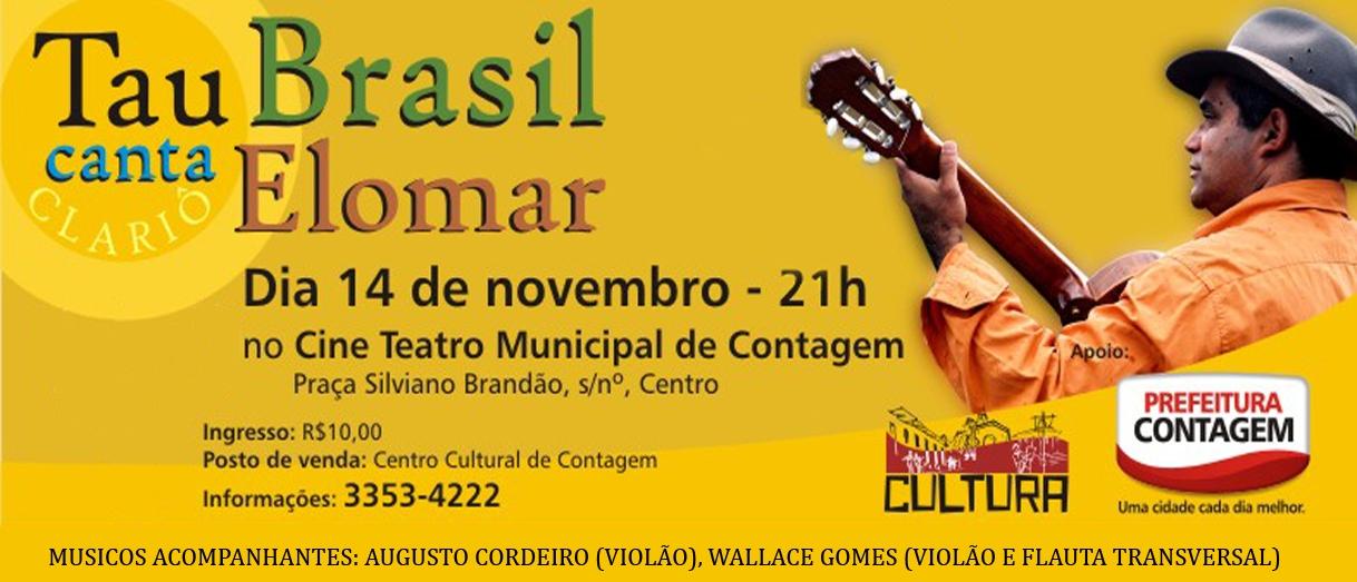 Tau Brasil canta
