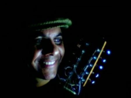 Dimas Soares no Quintas da Viola