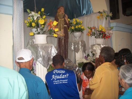 Serra das Araras: devoção e superação