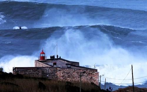 Canhão-de-Nazare-Portugal