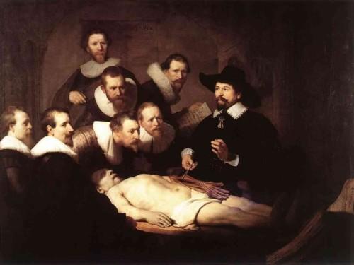 Lição de anatomia
